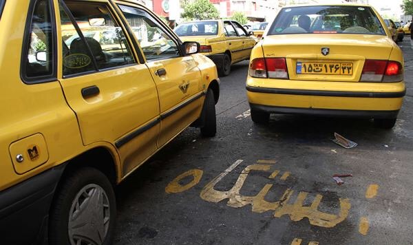 How to travel with taxis in Iran