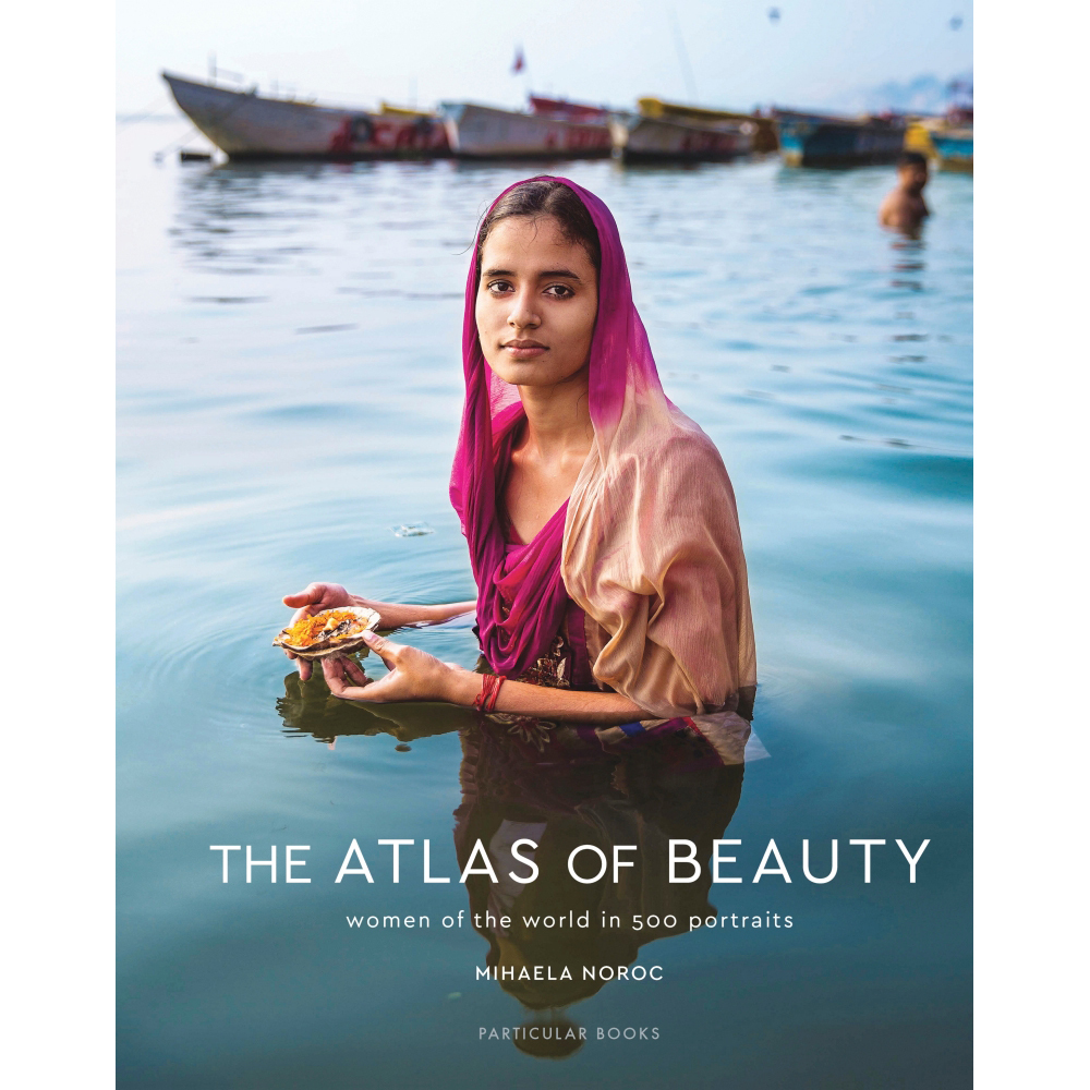 The Atlas of Beauty - Women of the World in 500 Portraits -Mihaela Noroc