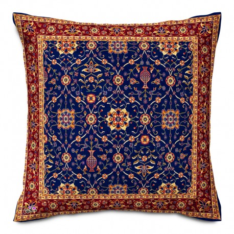 Shakhe Cushion with Persian Pattern (50cm x 50cm) code 09 ONLY COVER